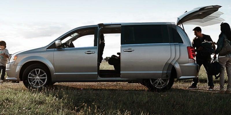2019 Dodge Grand Caravan Jerry Damson Cdjr In Arab Al