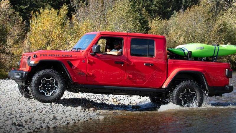 2020 jeep gladiator in arab, al | jerry damson cdjr