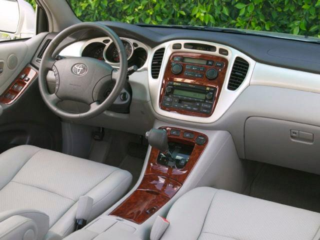 2006 Toyota Highlander 4dr 4 Cyl In Arab Al Jerry Damson Chrysler Dodge